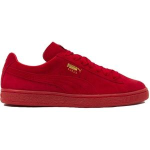Puma All Suede (Youth size 4.5) women 6